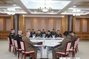 Hai miền Triều Tiên và UNC soạn thảo quy định phối hợp tuần tra