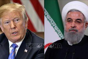Iran ví Mỹ như 'một kẻ thù chuyên ức hiếp' khi áp đặt tái trừng phạt