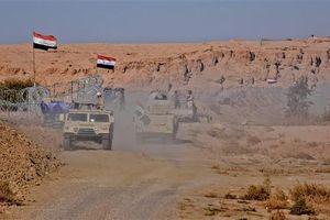 Iraq tiến hành chiến dịch xuyên biên giới chống IS ở Syria