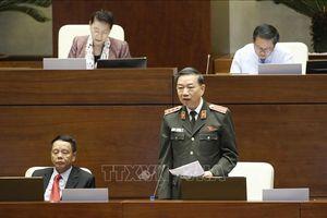 Thông cáo số 13, Kỳ họp thứ 6, Quốc hội khóa XIV