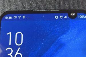 ZenFone 6 (2019) lộ ảnh chi tiết màn hình 'giọt nước' đặt lệch sang phải
