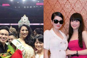 Gia đình nói về tin đồn Hoa hậu Trái đất 2018 Phương Khánh 'hẹn hò' bác sĩ Chiêm Quốc Thái