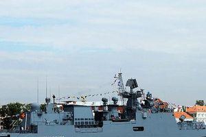 Nga bất ngờ điều thêm tàu chiến mang tên lửa Kalibr đến Syria
