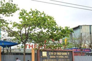 Hai nhà máy thép tại Đà Nẵng: Đề nghị dừng hoạt động 6 tháng