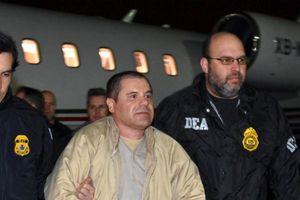 Trùm ma túy khét tiếng Guzman bước vào phiên tòa đắt đỏ nhất lịch sử Mỹ