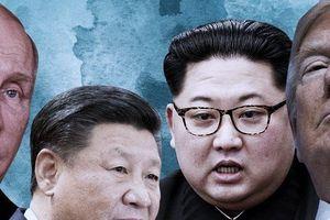 Bầu cử giữa kỳ Mỹ: Chiến lược của ông Trump với Nga-Trung-Triều sắp 'mất phép'?