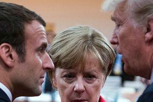 Từ vấn đề Syria đến Iran: Vì sao Pháp, Đức 'phản bội' Mỹ để dựa vào vai người Nga?