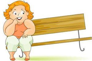 Tối cười: Điều mâu thuẫn ở người béo