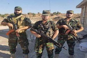 Cận cảnh tư lệnh trưởng 'Hổ Syria' luyện binh