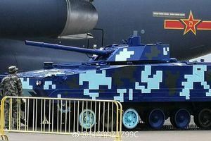 Trung Quốc trưng bày xe thiết giáp 'nhái' của Nga