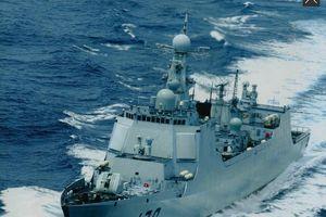Hành động bất ngờ của Trung Quốc khi gặp tàu Nhật trên Biển Đông
