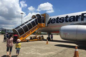 Bình Định đề xuất khai thác các chuyến bay quốc tế đến Phù Cát