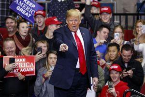 Tổng thống Trump ước có giọng điệu mềm mỏng hơn