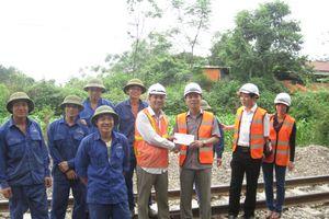 Công đoàn TCT Đường sắt VN: Chăm lo lợi ích đoàn viên, người lao động