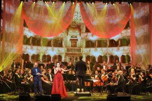 Nữ hoàng Opera Lan Anh hát Bolero đầy ngọt ngào