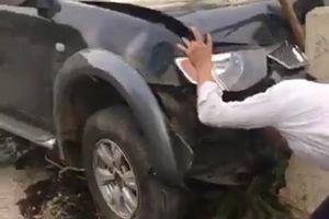Hà Giang: Xe 'điên' đâm liên hoàn, 7 người nhập viện trong đau đớn