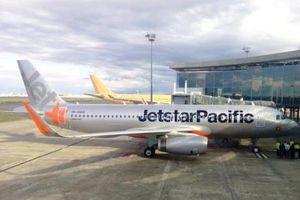 Jetstar Pacific hủy chuyến bay đi đến Tuy Hòa vì sân bay đóng cửa