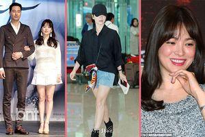 Nổi tiếng đẹp nhất xứ Hàn nhưng cộng đồng mạng tìm ra cả rổ khuyết điểm của Song Hye Kyo