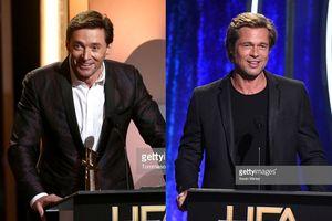 Kết quả 'Hollywood Film Awards 2018': Hugh Jackman thắng lớn, Brad Pitt gây 'sốt' vì bất ngờ xuất hiện