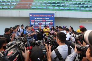 Tuyển Việt Nam 'nổ' to, dễ 'xịt' ở AFF Cup 2018