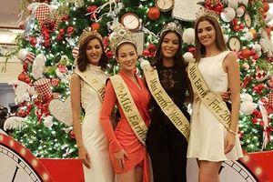 Dù chiều cao lép vế, Phương Khánh vẫn 'chặt đẹp' cả dàn Á hậu trong ngày thứ 2 nhiệm kỳ Miss Earth