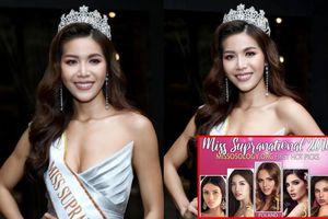 Chưa thi đấu, Minh Tú đã 'chễm chệ an tọa' ở vị trí Á hậu 2 Miss Supranational 2018 theo đánh giá của chuyên gia