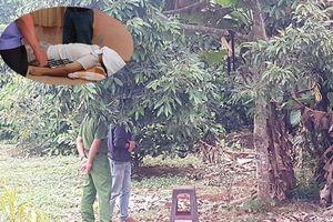 Chủ tịch xã tử vong bất thường trong tư thế treo cổ ở cây sầu riêng trong vườn nhà