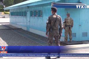 Hội đàm 03 bên về giải giáp Khu vực An ninh Chung JSA