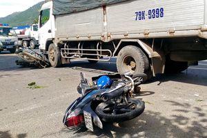 Ô tô gây tai nạn liên hoàn khiến 1 người tử vong