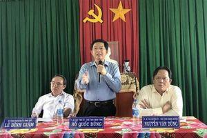 Chủ tịch UBND tỉnh Bình Định sẽ xin từ chức nếu dự án nhà máy điện mặt trời đầm Trà Ổ ảnh hưởng đến đời sống người dân