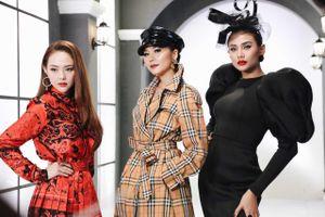 Gu thời trang của 3 HLV The Face thay đổi như thế nào sau 5 tập phát sóng?