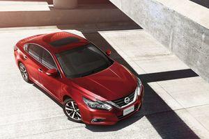 'Ế' tại Việt Nam, Nissan Teana ra mắt bản nâng cấp mới tại Thái Lan
