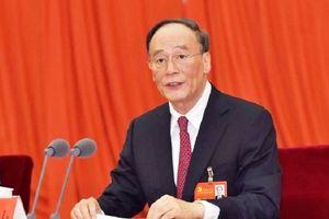 Ông Vương Kỳ Sơn: 'Trung Quốc sẵn sàng đàm phán với Mỹ'