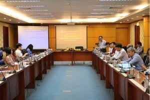 Bộ Tài nguyên và Môi trường tập huấn công tác tuyên truyền, báo chí năm 2018
