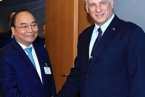 Chủ tịch Hội đồng Nhà nước Cuba sắp thăm chính thức Việt Nam