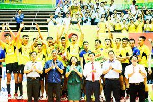 Sanest Khánh Hòa vô địch Giải bóng chuyền cúp PV Đạm Cà Mau