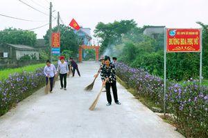 Yên Khánh quan tâm thực hiện tốt công tác bảo vệ môi trường