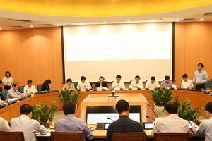 Hà Nội kiến nghị nhiều vấn đề liên quan đến quản lý nhà nước về đầu tư xây dựng cơ bản