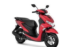 Yamaha FreeGo 125cc giá 28,3 triệu đồng đủ tính năng xe ga cao cấp