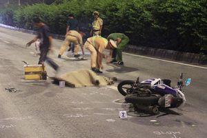 Truy tìm ôtô bỏ trốn sau tai nạn chết người giữa phố Sài Gòn