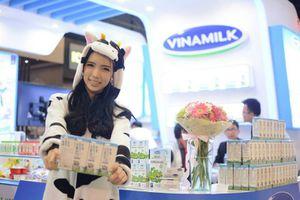 Vinamilk đến với thị trường Trung Quốc