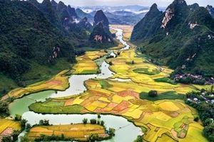 Cao Bằng đón danh hiệu Công viên địa chất toàn cầu vào ngày 24-11