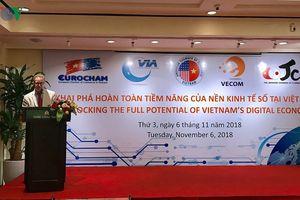 Nền kinh tế số của Việt Nam có thể sẽ kém cạnh tranh hơn?