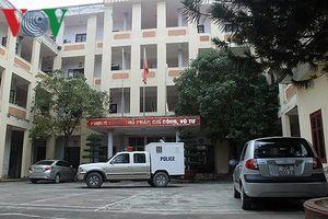 Hoãn phiên tòa xét xử bị cáo nhiễm HIV dâm ô bé gái 11 tuổi ở Ninh Bình