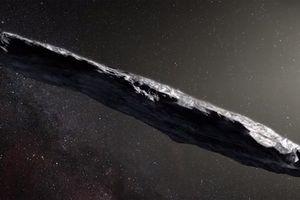 Phát hiện tàu vũ trụ của người ngoài hành tinh hình điếu cigar?