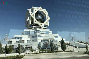 Vẻ đẹp hiện đại của Ashgabat- Thành phố Tình yêu