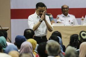 Ông chủ Lion Air gặp mặt gia đình các nạn nhân trên chuyến bay JT610