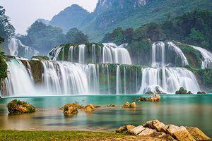 Chuẩn bị Lễ đón bằng UNESCO cho Công viên địa chất toàn cầu non nước Cao Bằng