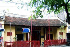 Bộ VH,TT&DL thỏa thuận về Dự án tu bổ, tôn tạo di tích đền Bạch Mã