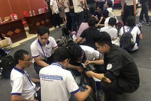 TP Hồ Chí Minh: Khai mạc giải đấu Robot đại chiến